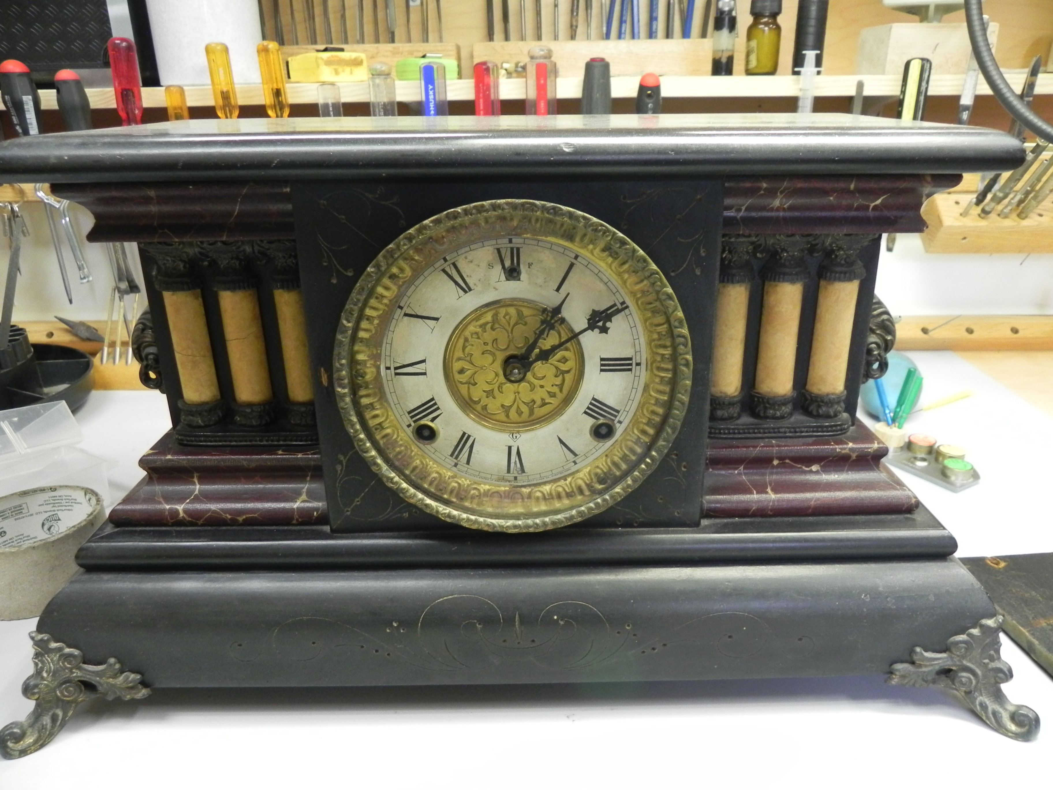Welcome to born again clocks minnesota clock repair service an error occurred amipublicfo Images